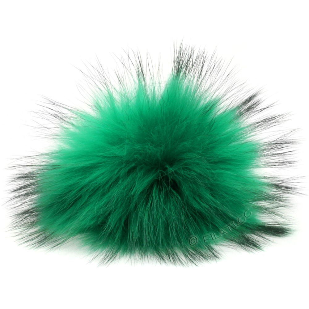 Pompon en fourrure Finnraccoon Fashion