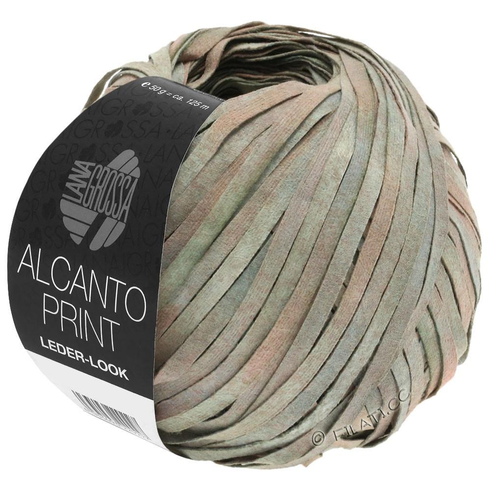 Lana Grossa ALCANTO Print | 105-beige/rose