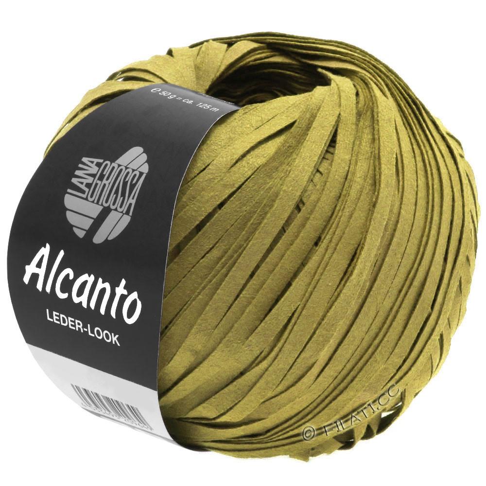 Lana Grossa ALCANTO | 13-jaune olive