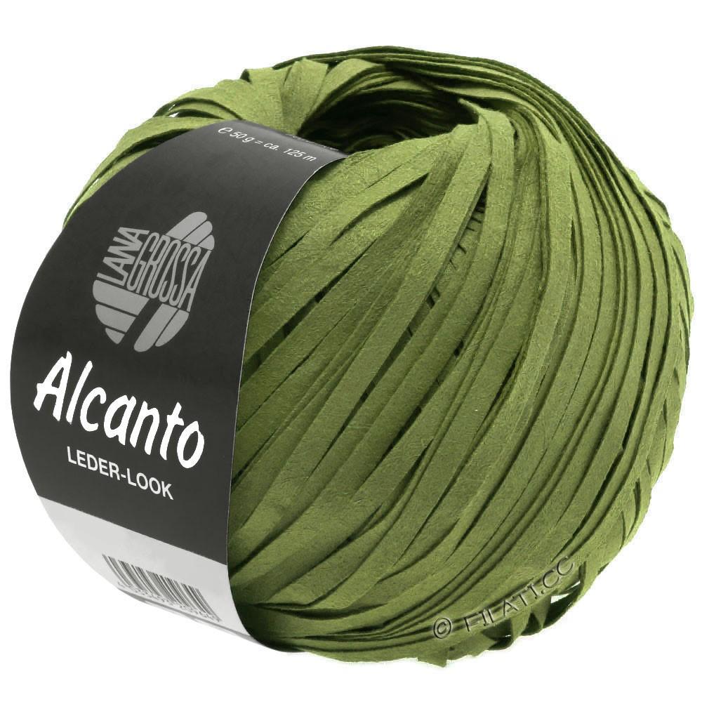 Lana Grossa ALCANTO | 17-vert olive