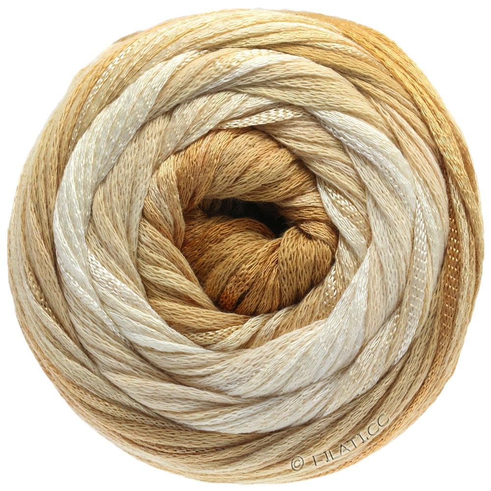 Lana Grossa ALLEGRO Degradé | 210-ivoire/brun jaune/jaune miel/beige brun/ocre