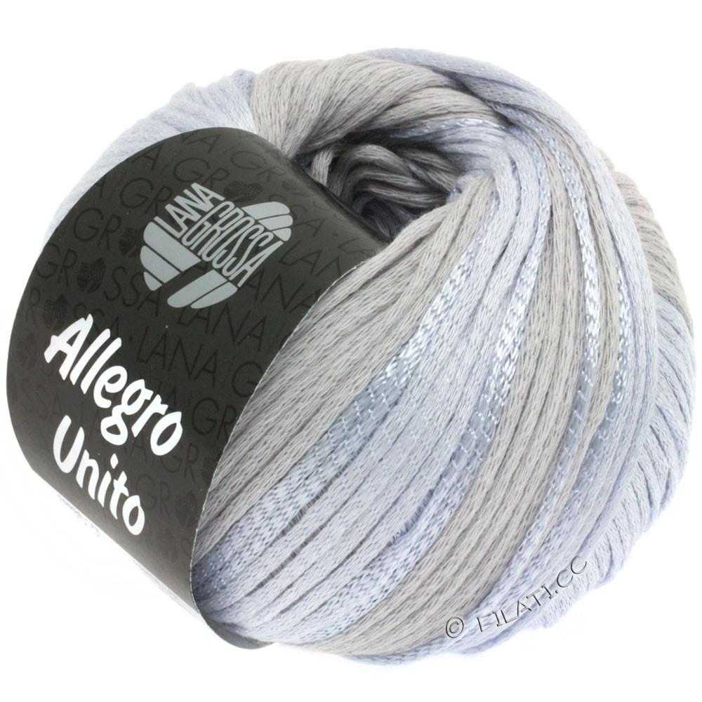 Lana Grossa ALLEGRO Unito | 104-gris argent