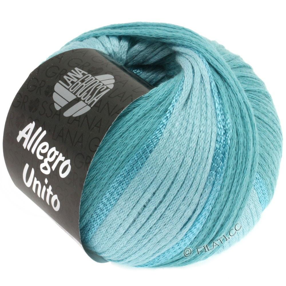 Lana Grossa ALLEGRO Unito | 105-turquoise clair