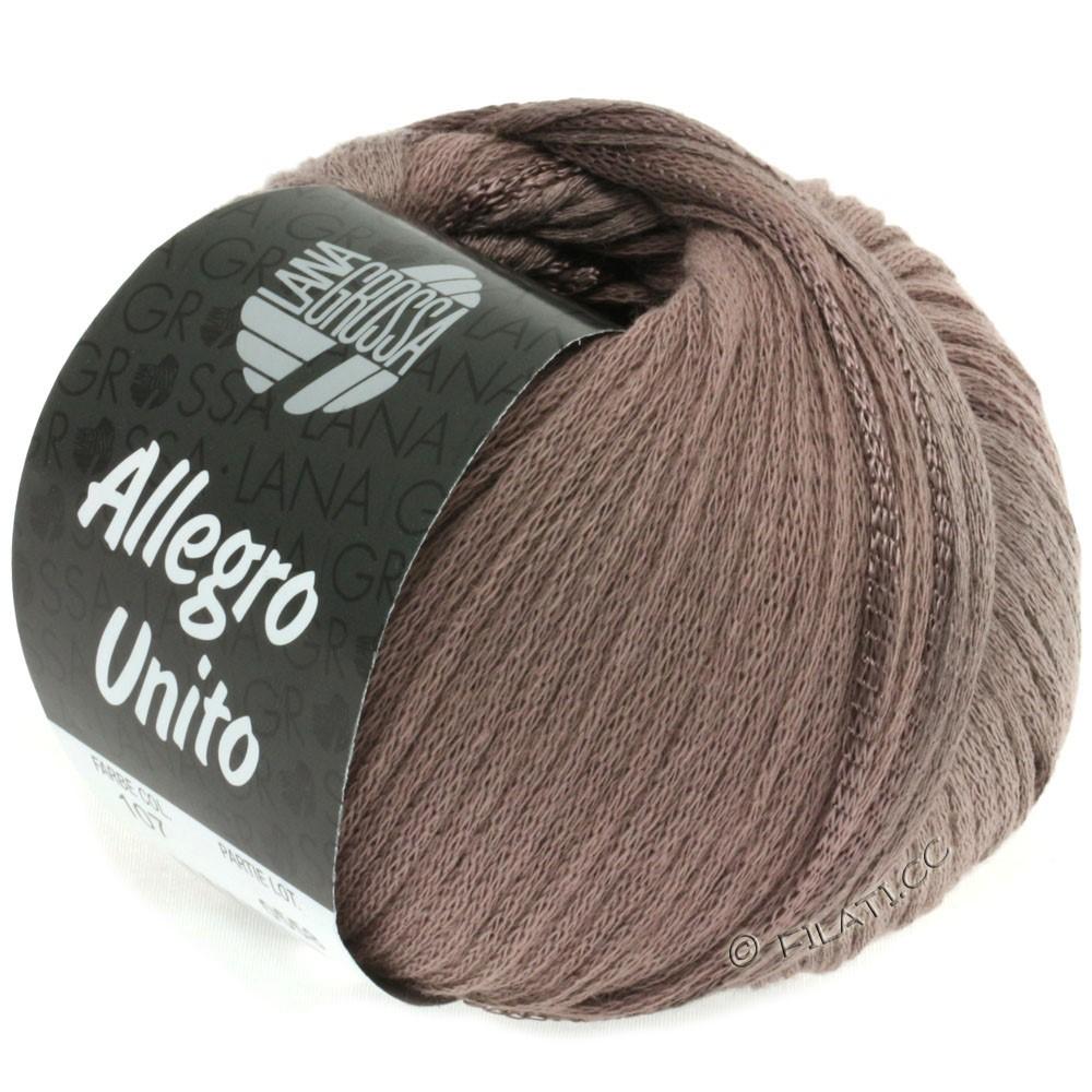 Lana Grossa ALLEGRO Unito | 107-brun gris