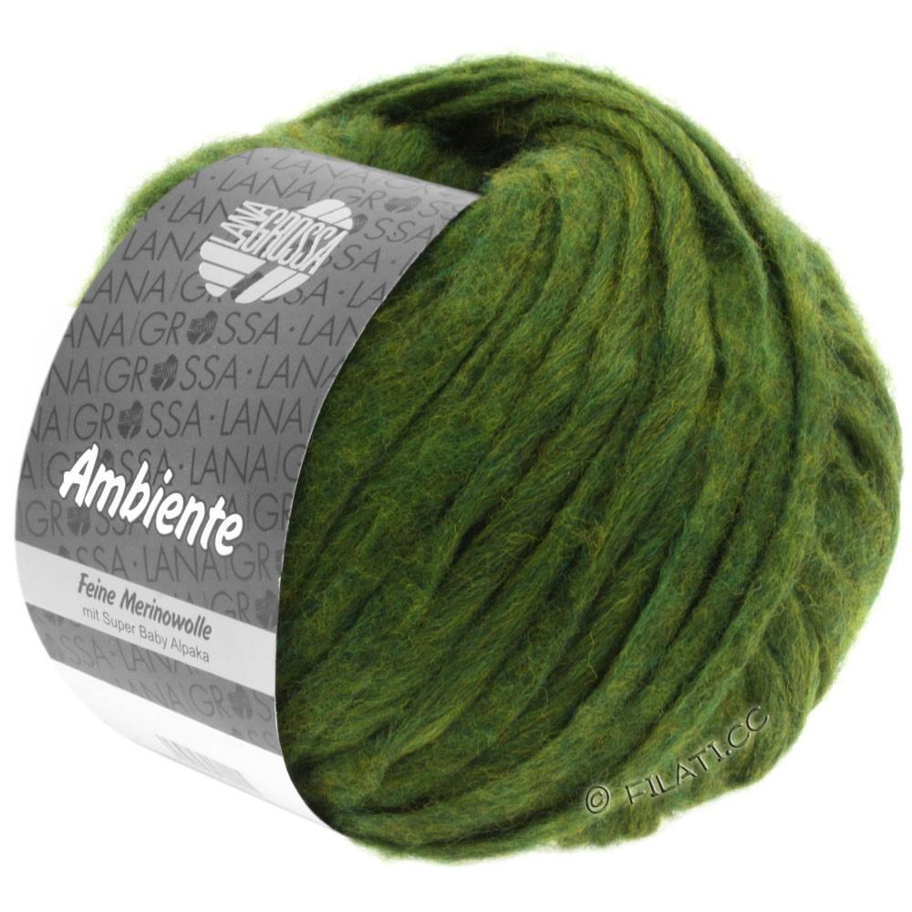 Lana Grossa AMBIENTE | 12-olive
