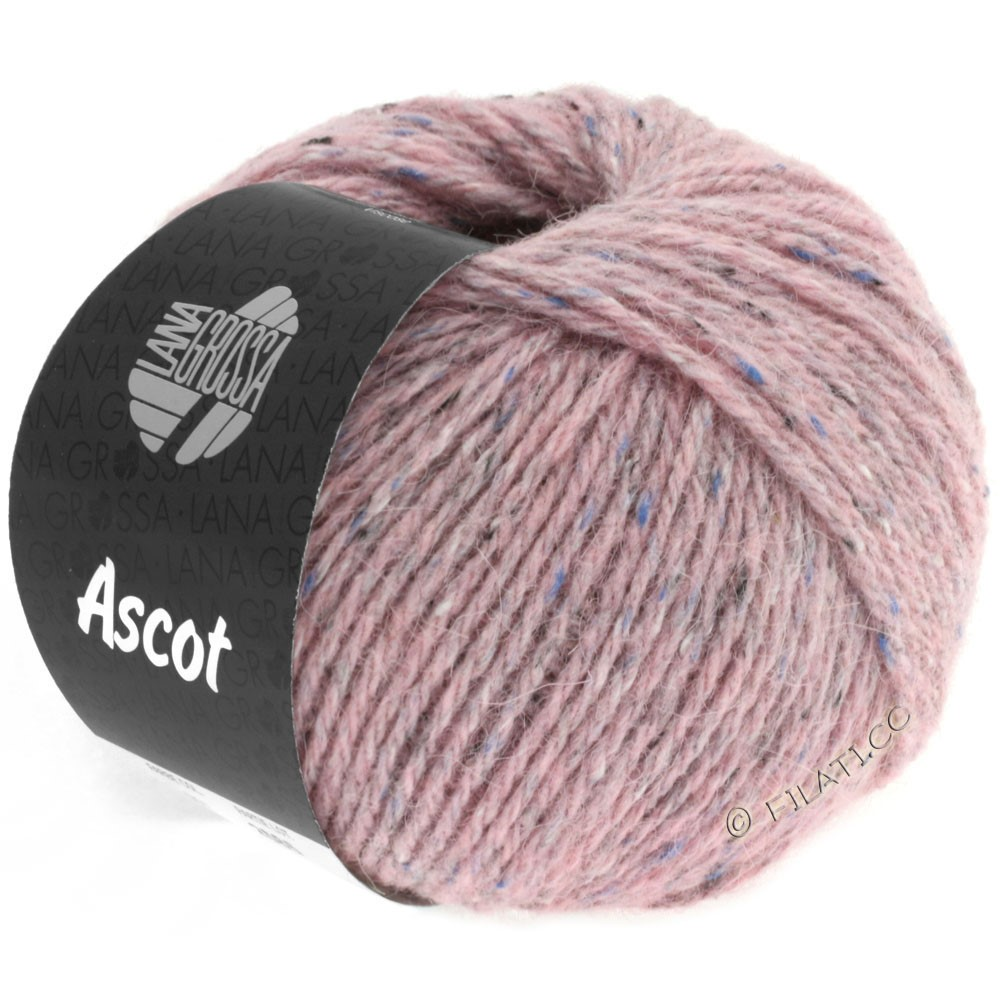 Lana Grossa ASCOT   03-rose chiné
