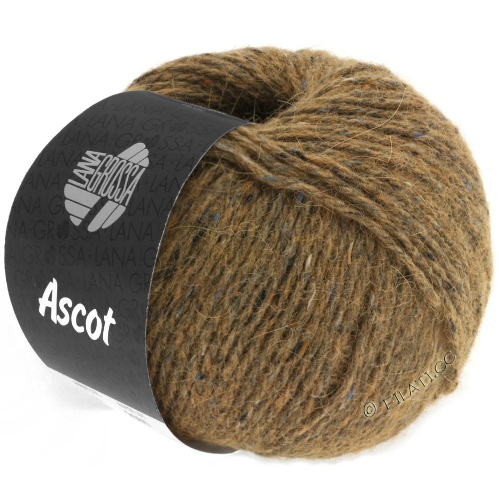 Lana Grossa ASCOT   08-brun chiné