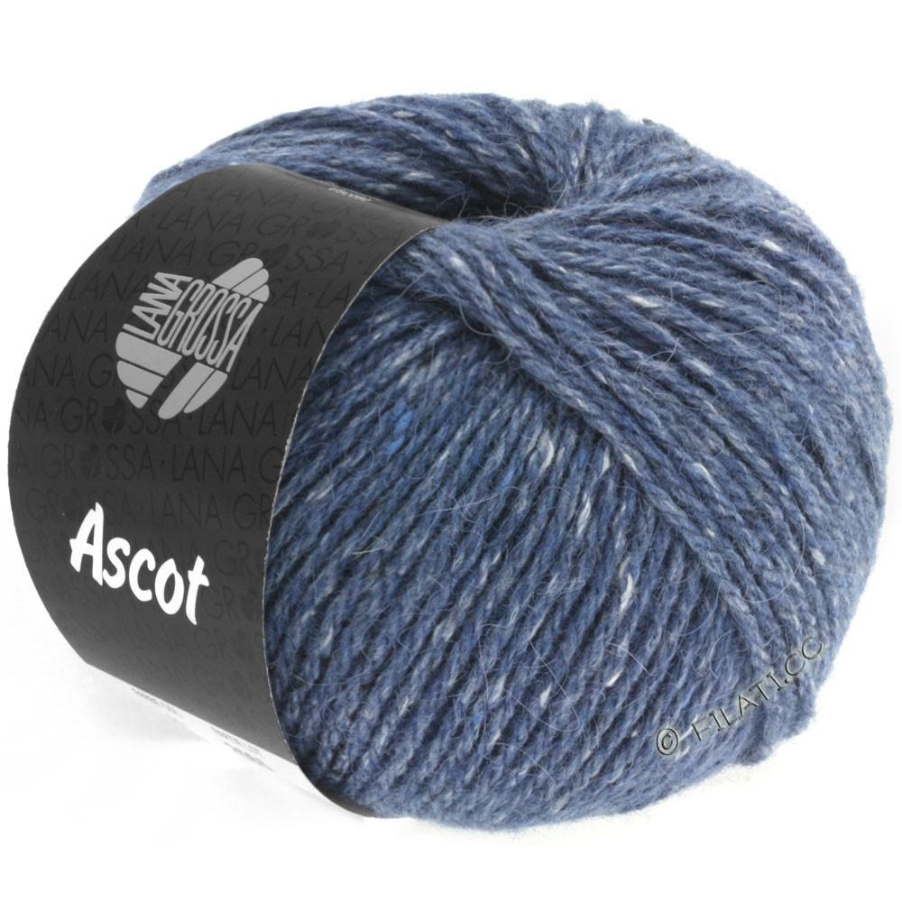 Lana Grossa ASCOT | 13-bleu jean chiné