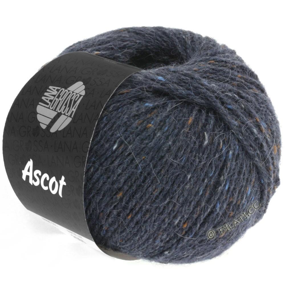 Lana Grossa ASCOT   14-bleu nuit chiné