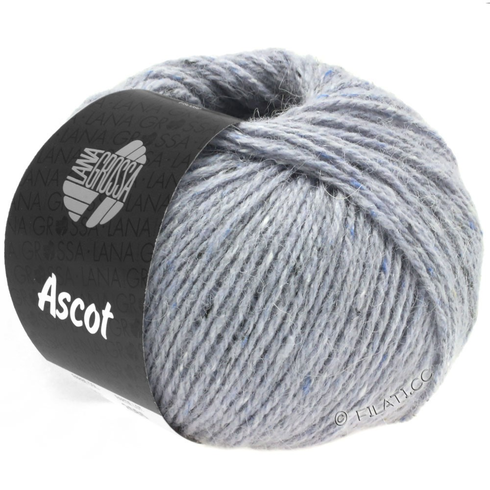 Lana Grossa ASCOT   22-gris lilas chiné