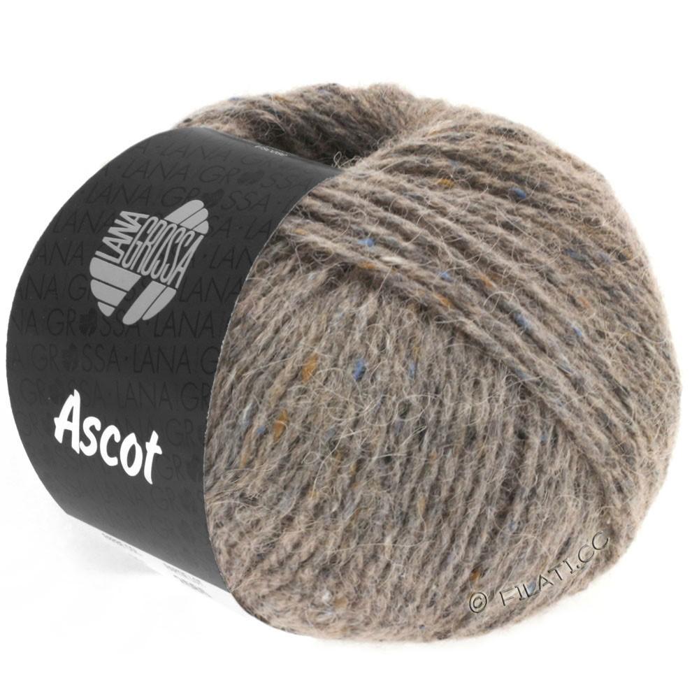 Lana Grossa ASCOT | 23-brun gris chiné