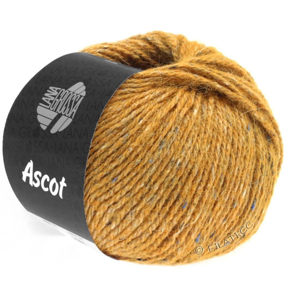 Lana Grossa ASCOT   25-brun doré chiné