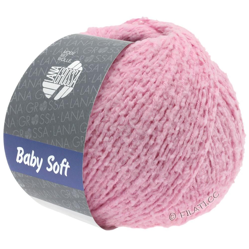 Lana Grossa BABY SOFT | 06-rose vif tendre