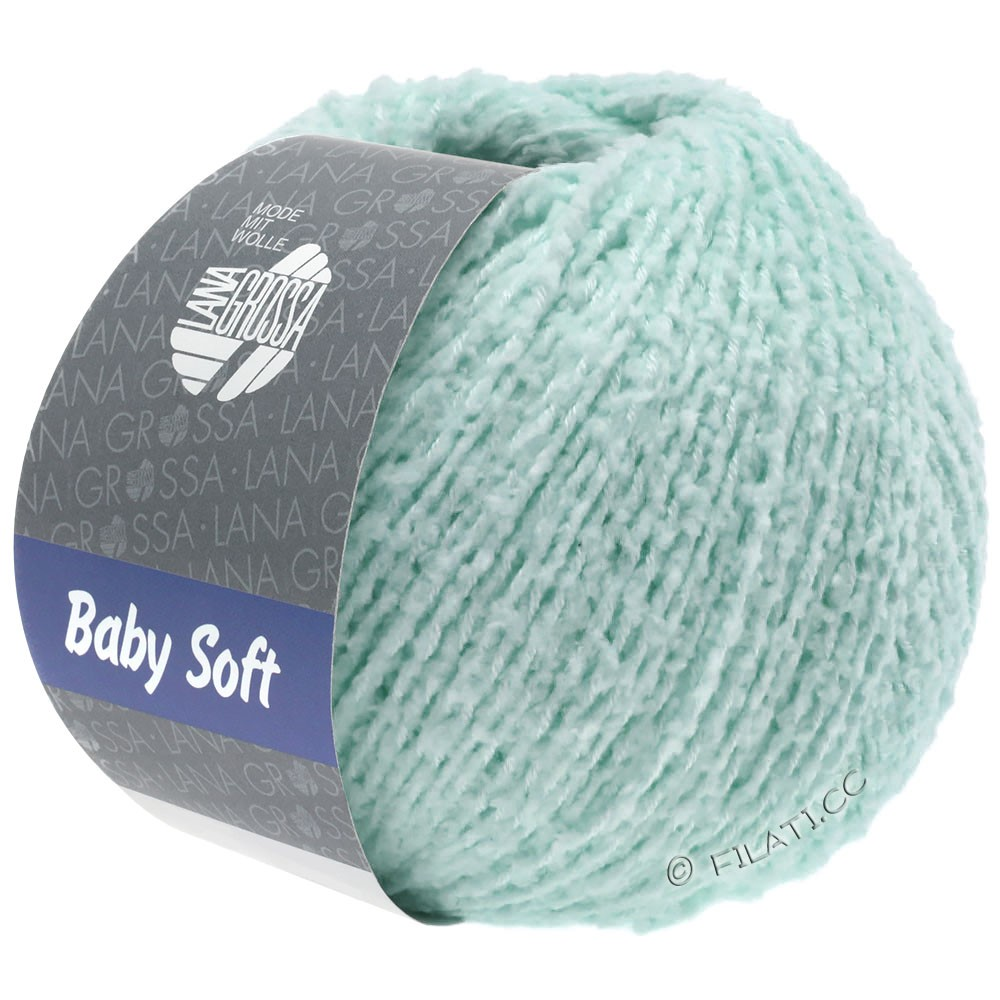 Lana Grossa BABY SOFT | 09-turquoise menthe