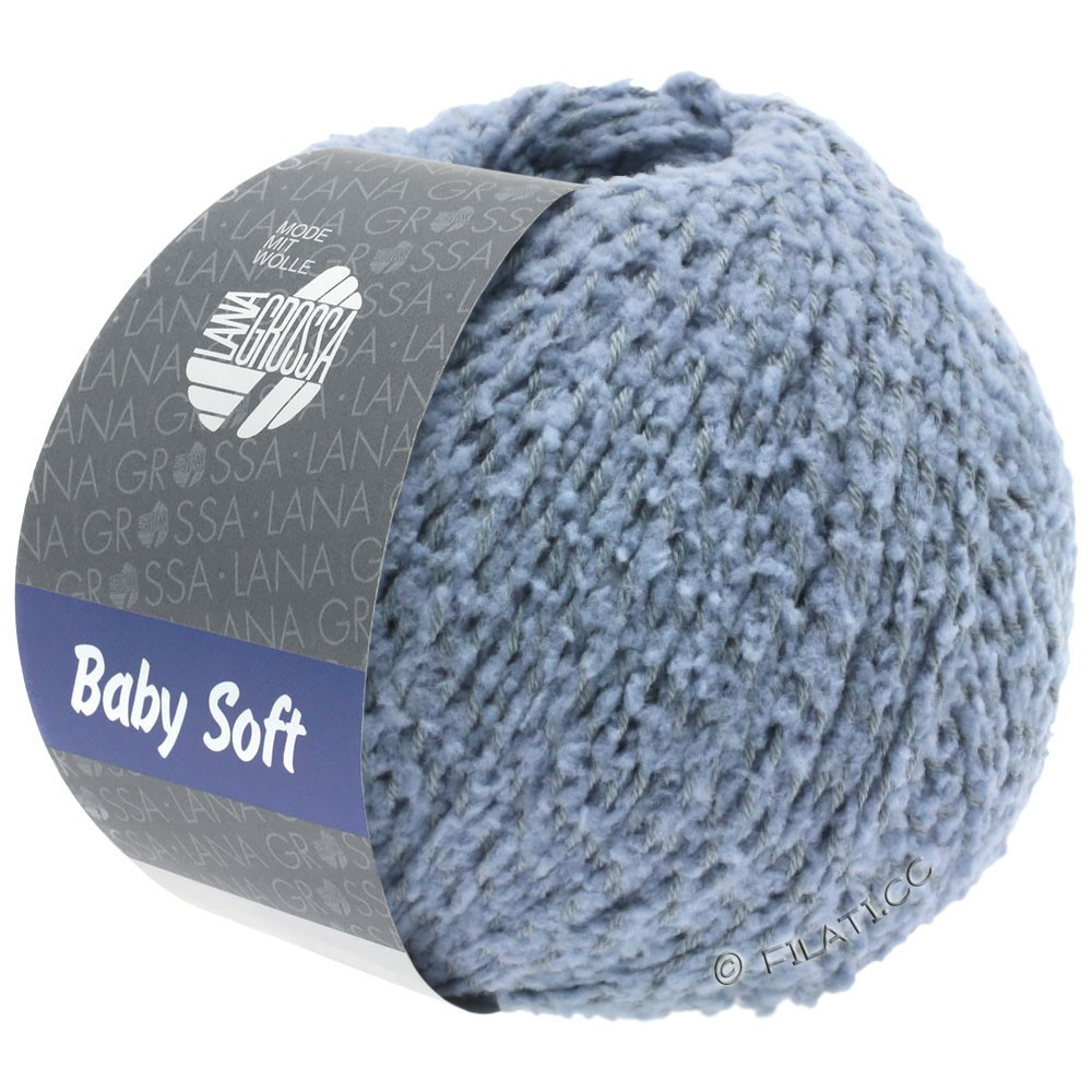 Lana Grossa BABY SOFT | 10-jean