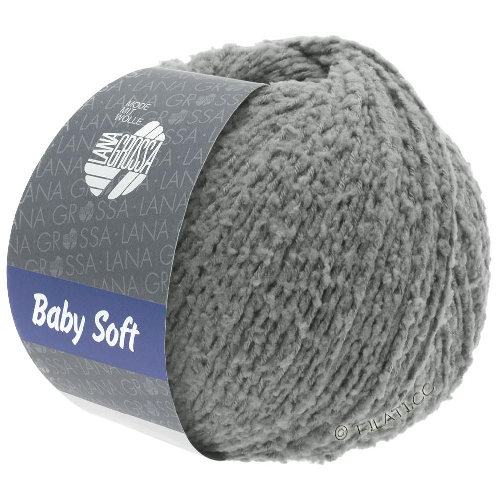 Lana Grossa BABY SOFT | 11-gris foncé