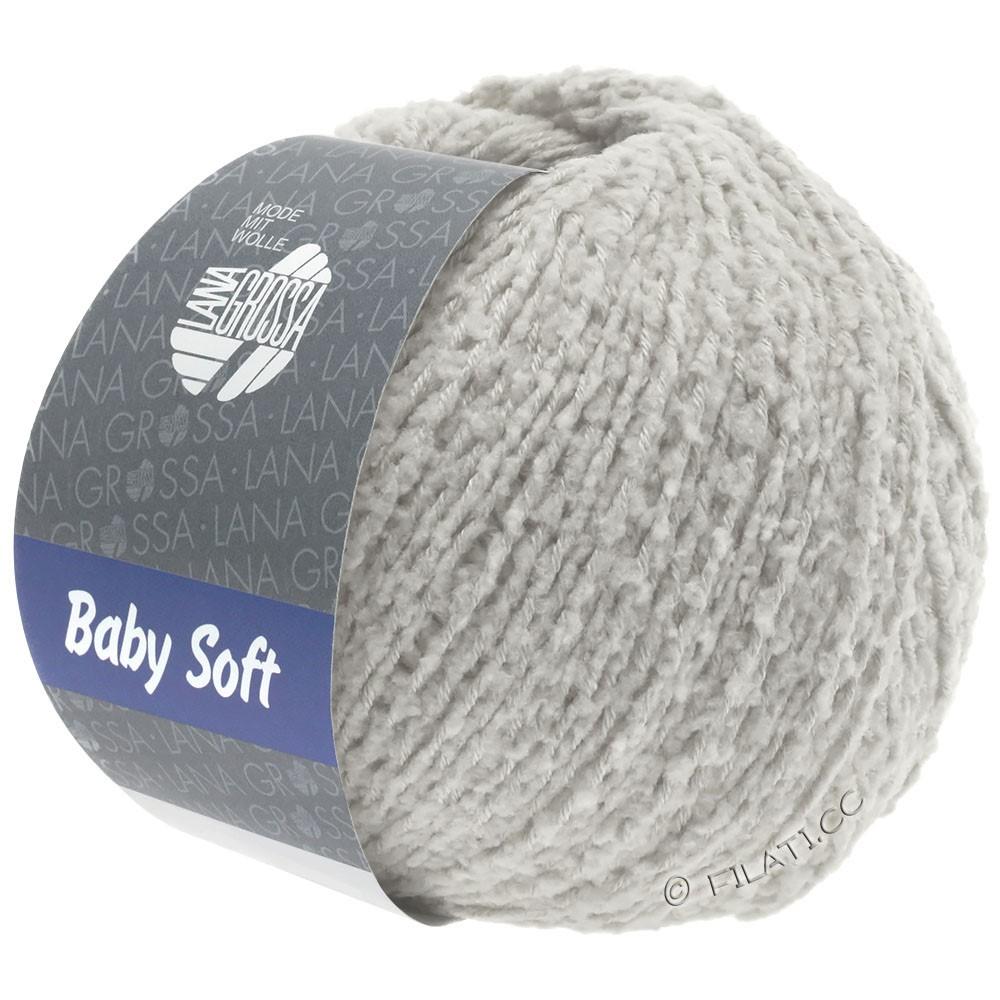 Lana Grossa BABY SOFT | 12-gris pâle