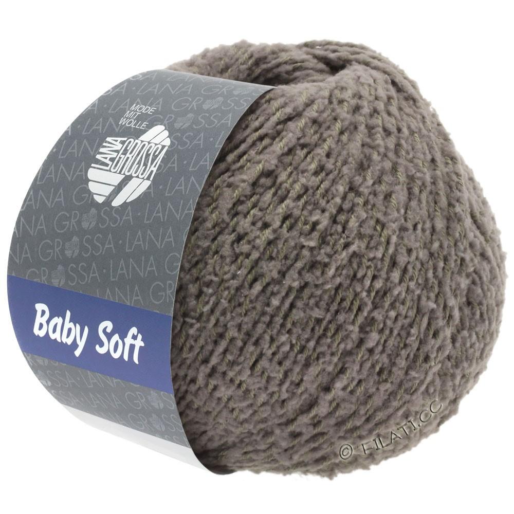 Lana Grossa BABY SOFT | 14-brun gris