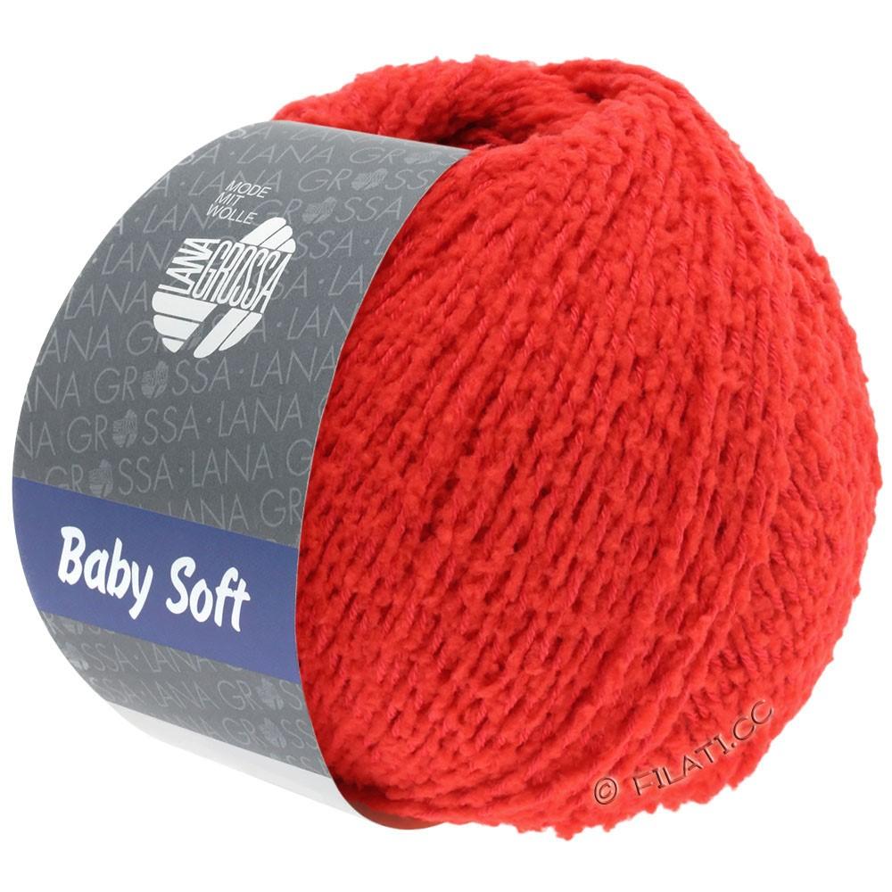 Lana Grossa BABY SOFT | 17-rouge