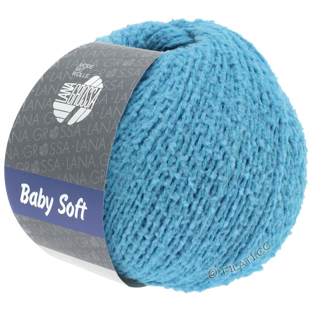 Lana Grossa BABY SOFT | 19-turquoise