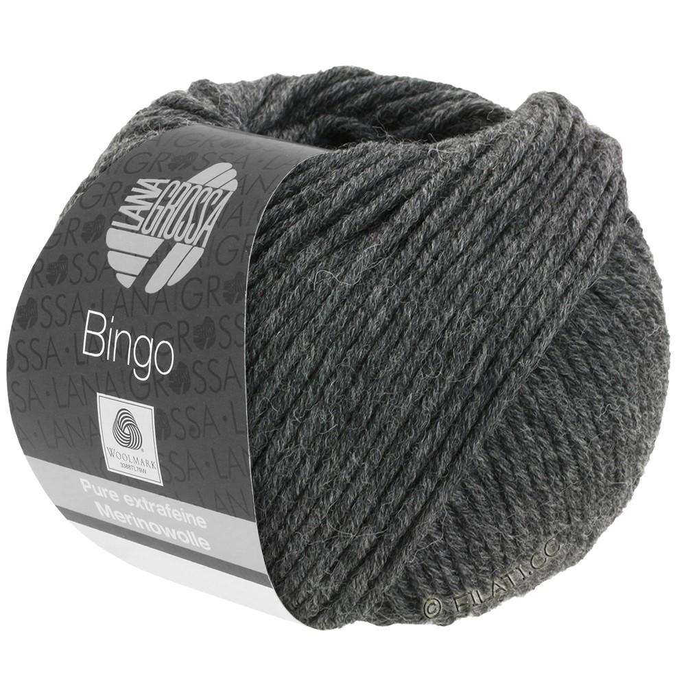 Lana Grossa BINGO  Uni/Melange | 004-anthracite