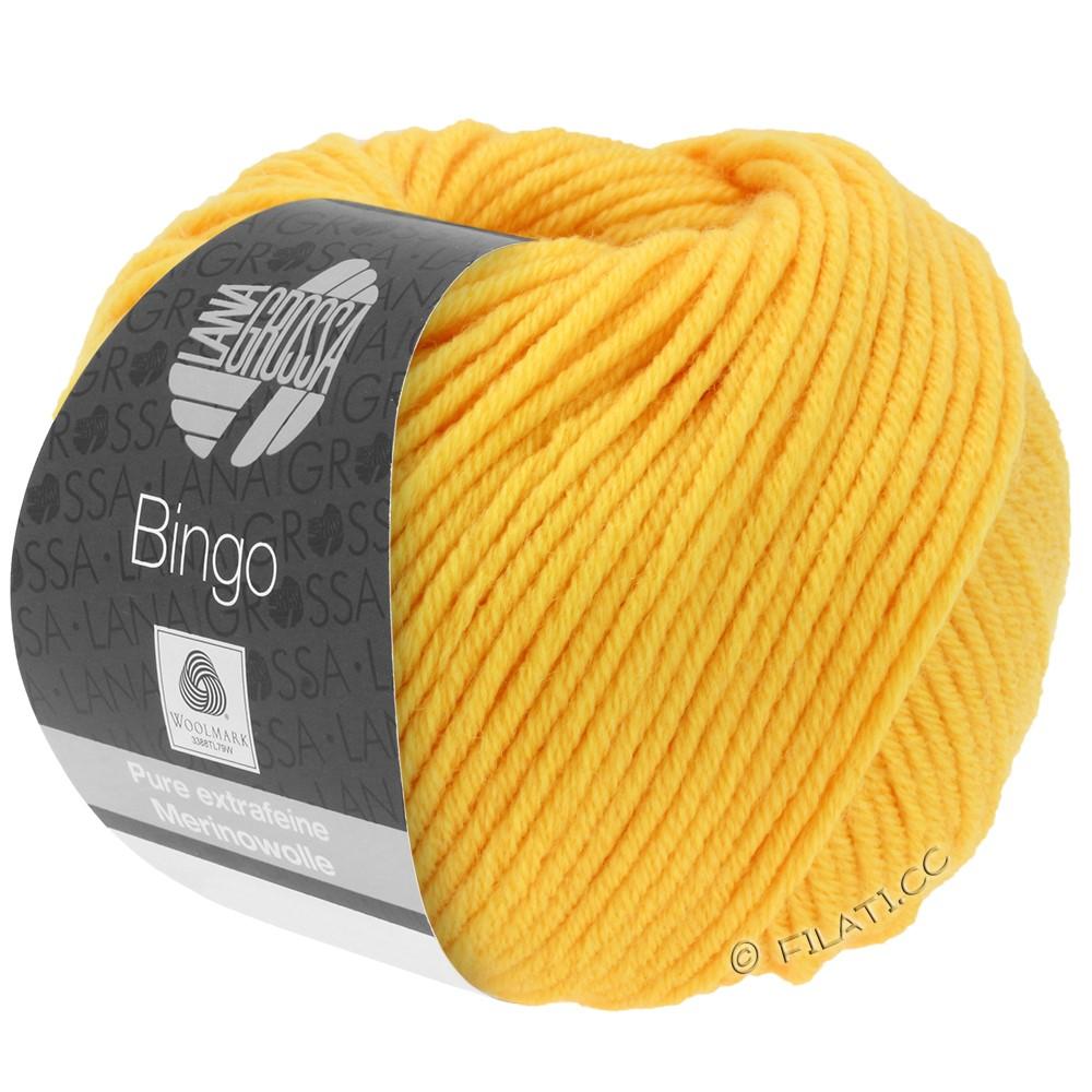 Lana Grossa BINGO  Uni/Melange/Print | 067-jaune soleil