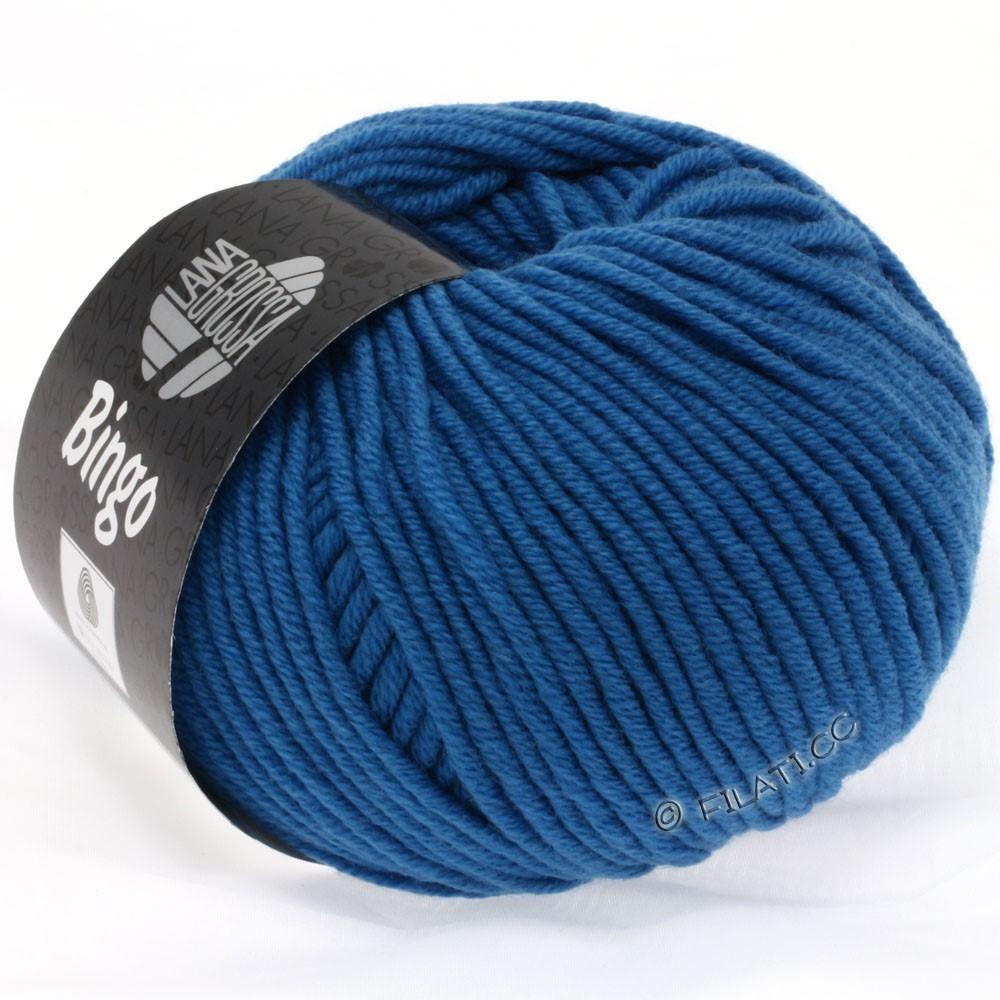 Lana Grossa BINGO  Uni/Melange | 158-bleu azur