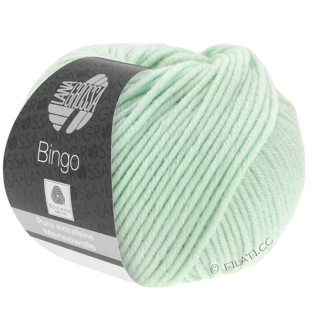Lana Grossa BINGO  Uni/Melange | 176-vert pâle