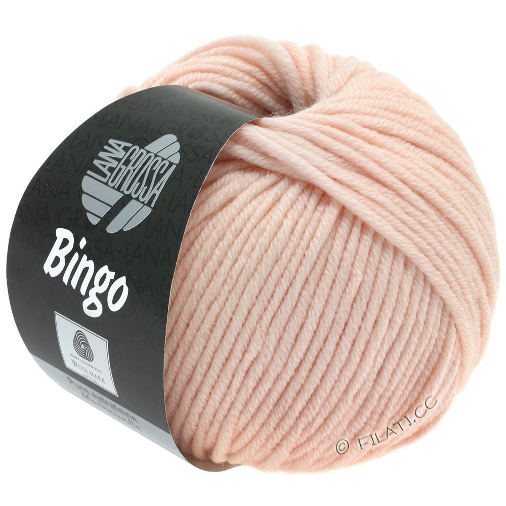 Lana Grossa BINGO  Uni/Melange | 177-poudre