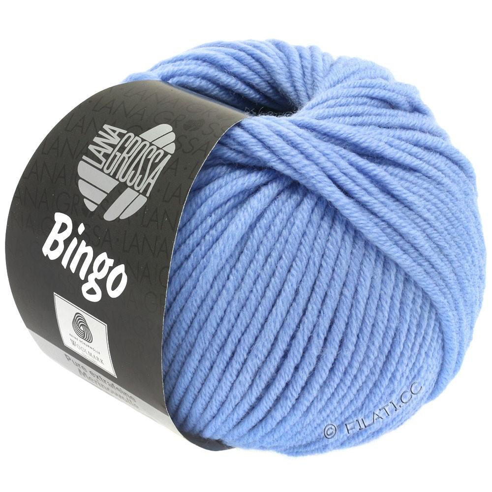 Lana Grossa BINGO  Uni/Melange/Print | 178-bleu comme violettes