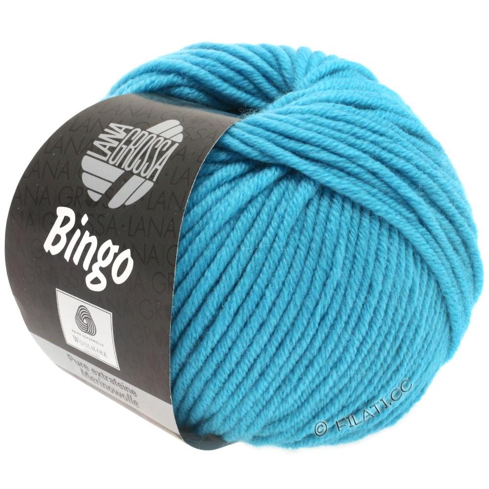 Lana Grossa BINGO  Uni/Melange | 182-bleu ciel