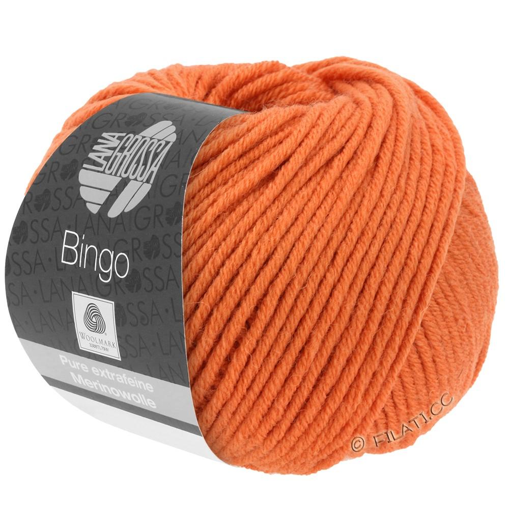 Lana Grossa BINGO  Uni/Melange/Print | 183-orange