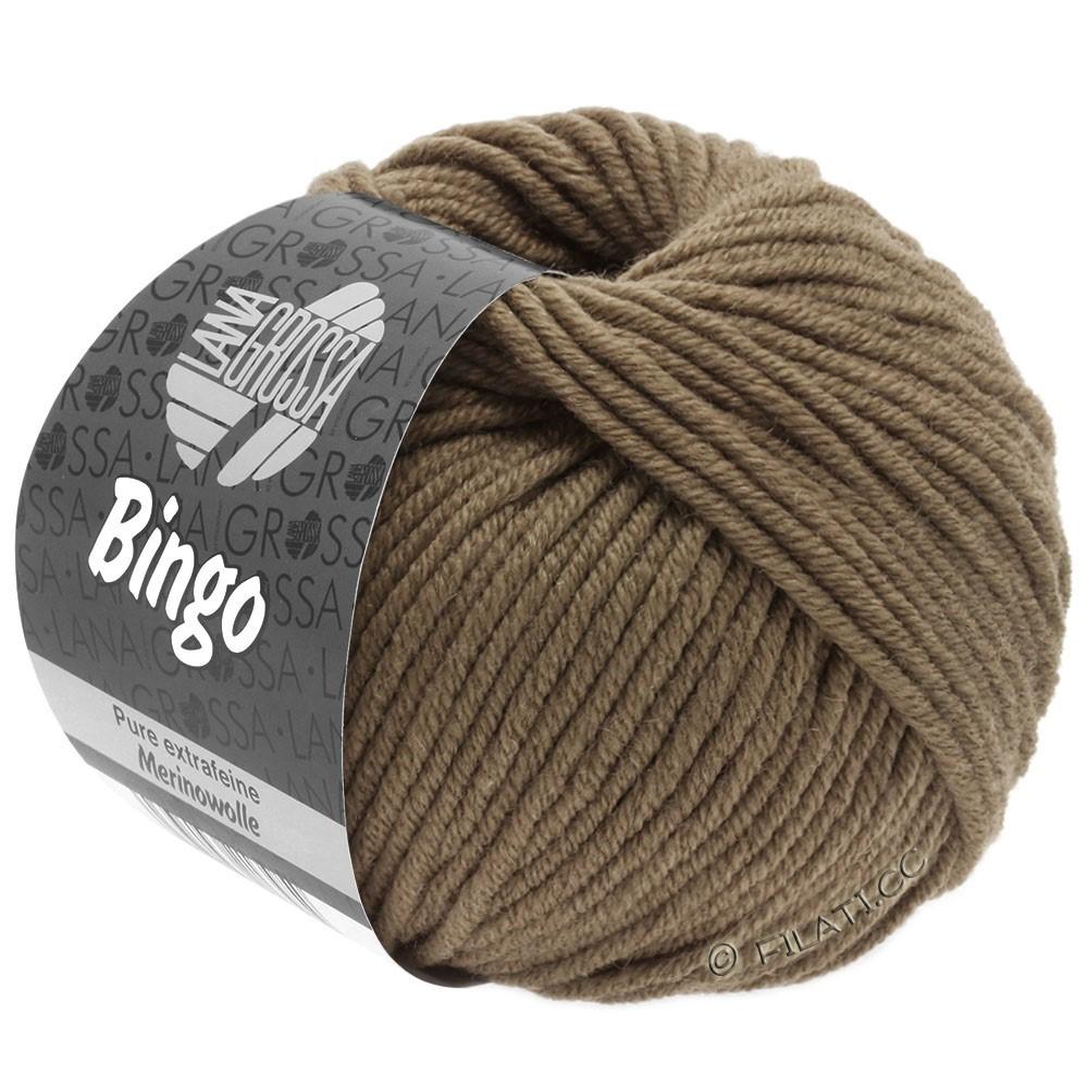 Lana Grossa BINGO  Uni/Melange | 188-kaki