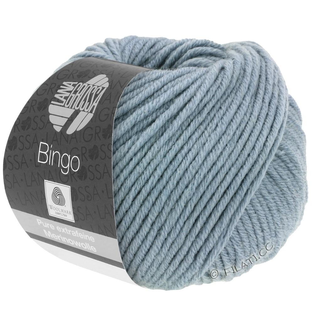 Lana Grossa BINGO  Uni/Melange | 190-gris bleu