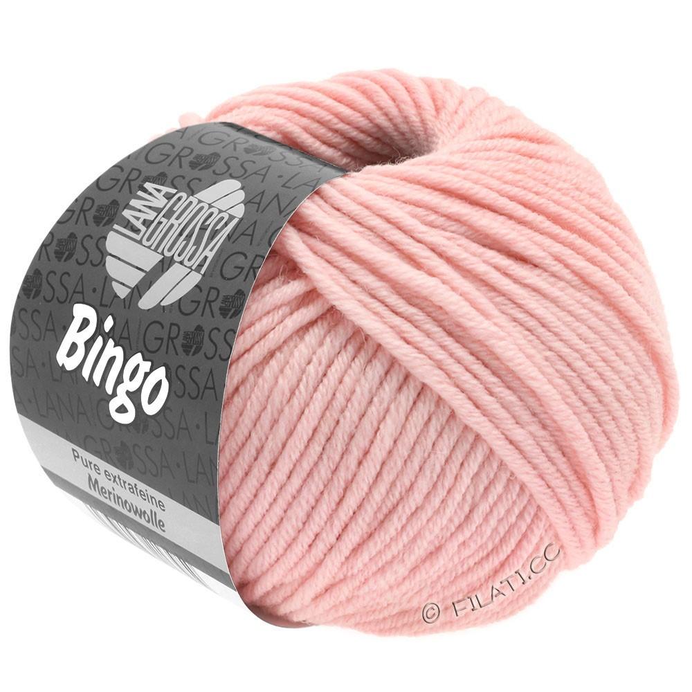 Lana Grossa BINGO  Uni/Melange | 192-rose nacré
