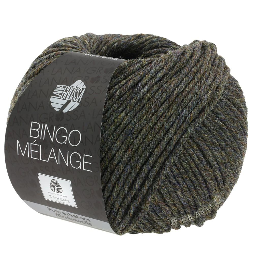 Lana Grossa BINGO  Uni/Melange/Print | 207-galet chiné