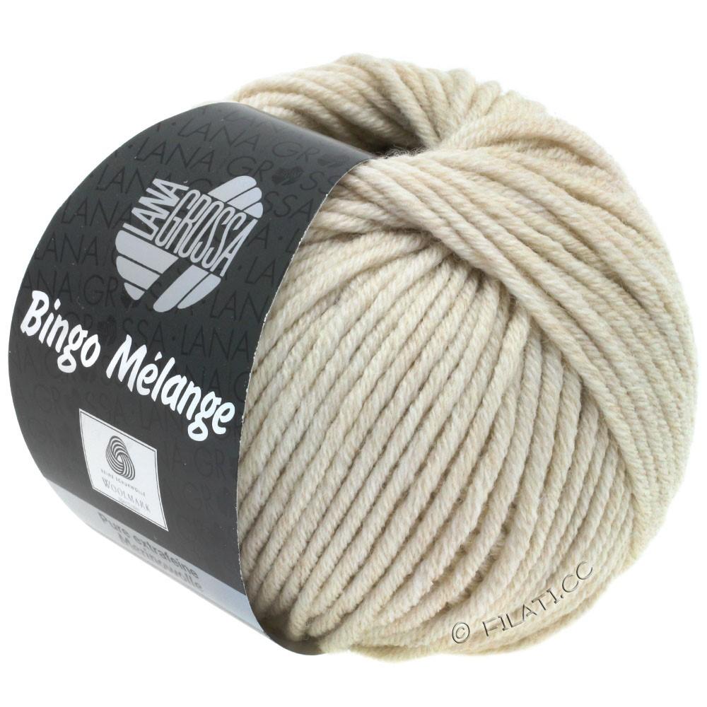 Lana Grossa BINGO  Uni/Melange | 238-nature chiné