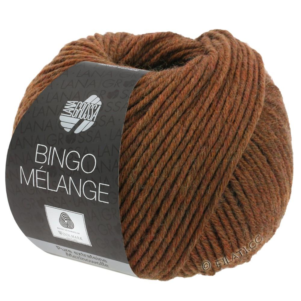 Lana Grossa BINGO  Uni/Melange | 241-marron chiné