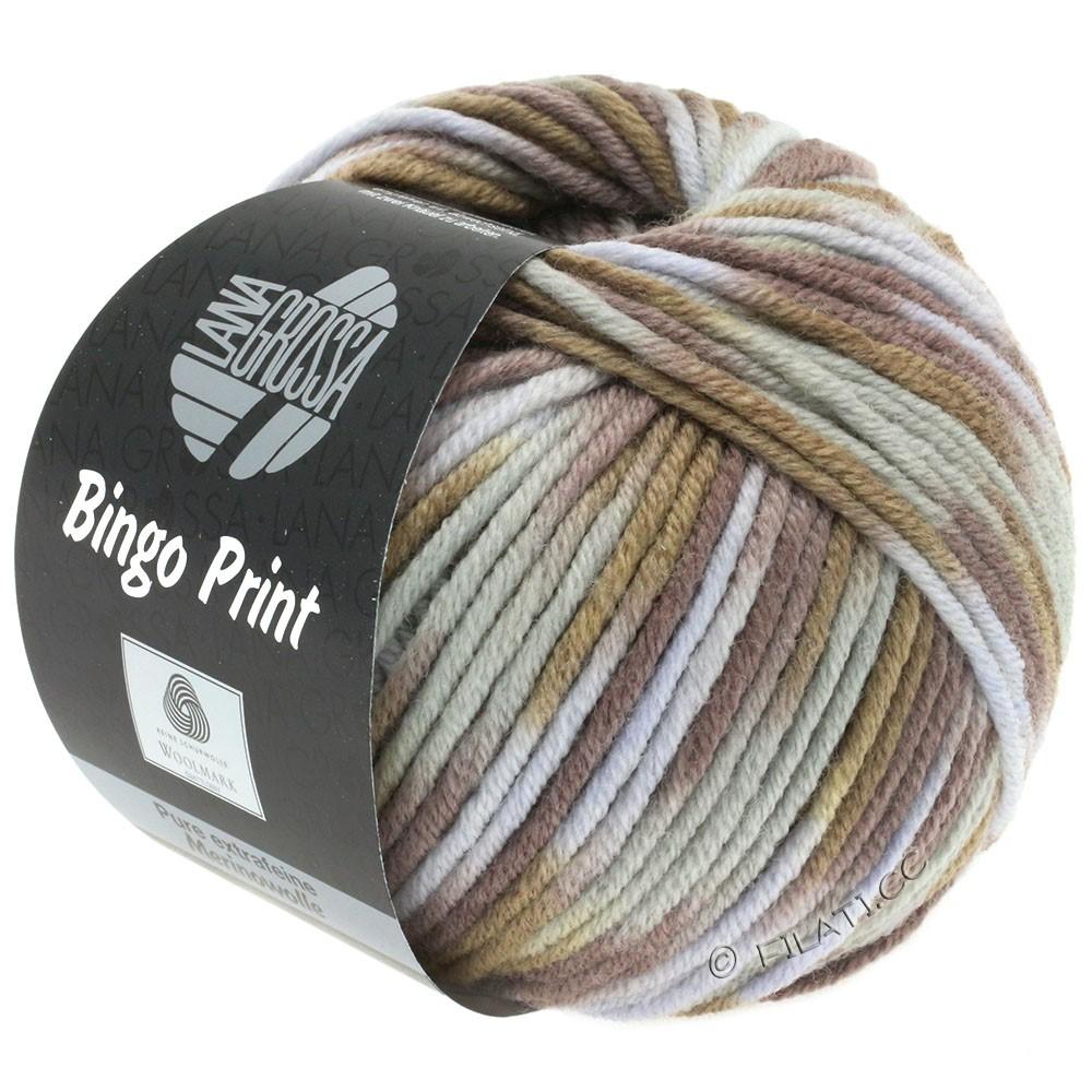 Lana Grossa BINGO  Uni/Melange/Print | 365-grège/beige/chameau/taupe