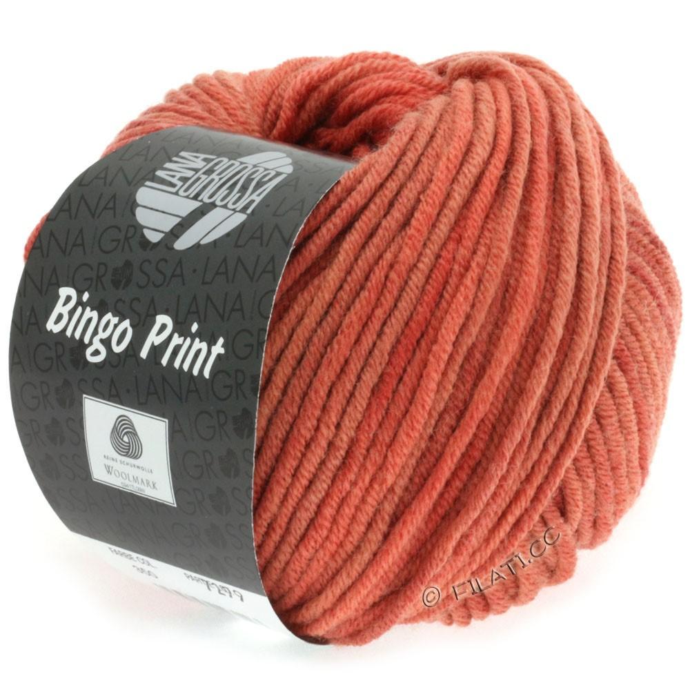 Lana Grossa BINGO Print | 617-corail/rouille