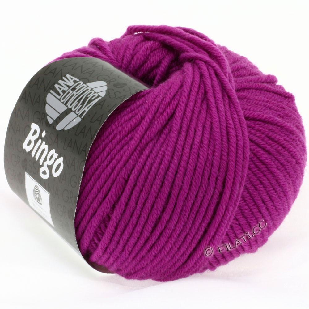 Lana Grossa BINGO  Uni/Melange | 705-violet néon