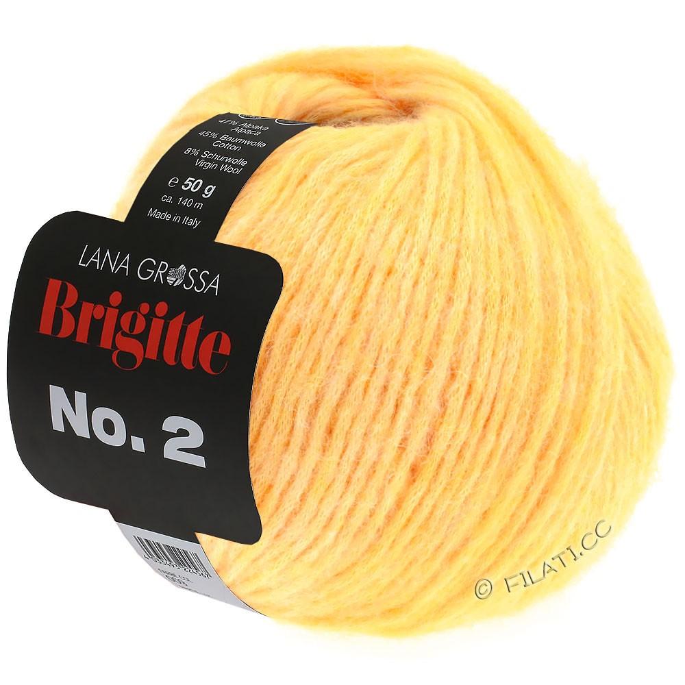 Lana Grossa BRIGITTE NO. 2 | 08-jaune