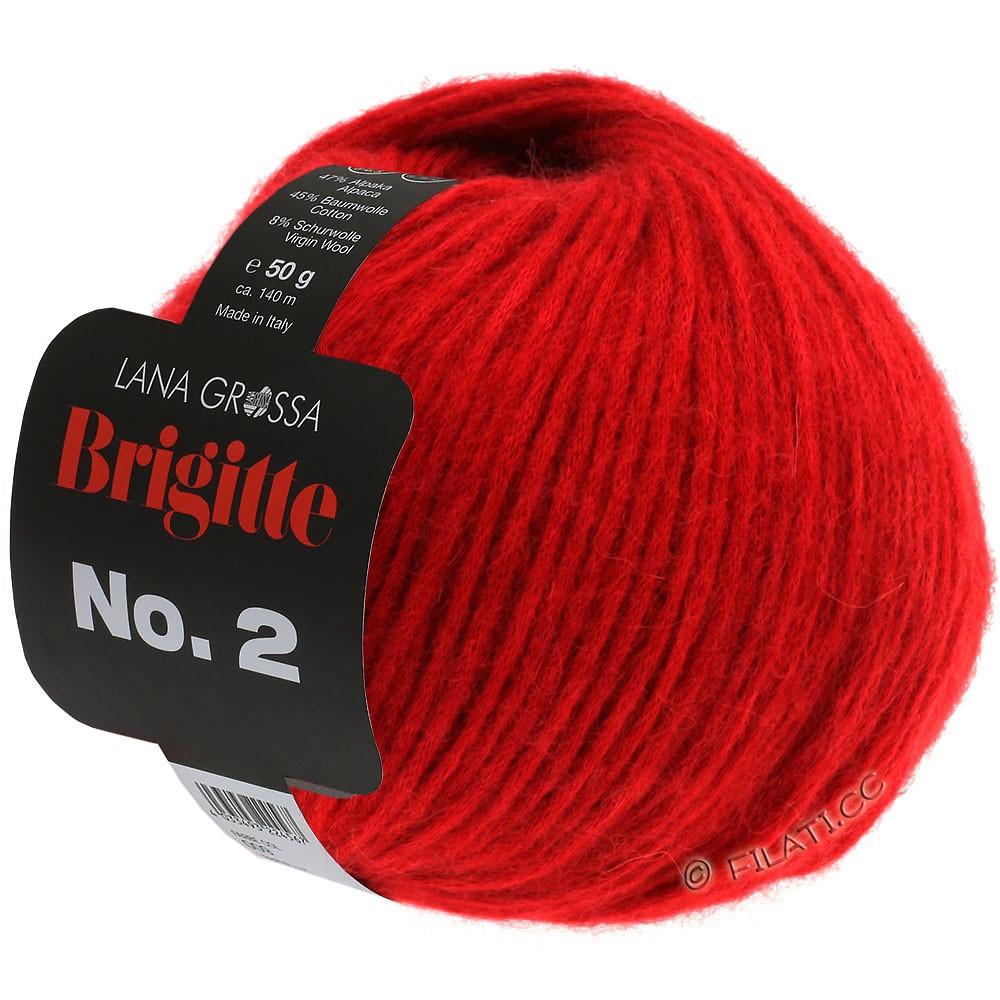 Lana Grossa BRIGITTE NO. 2 | 09-rouge