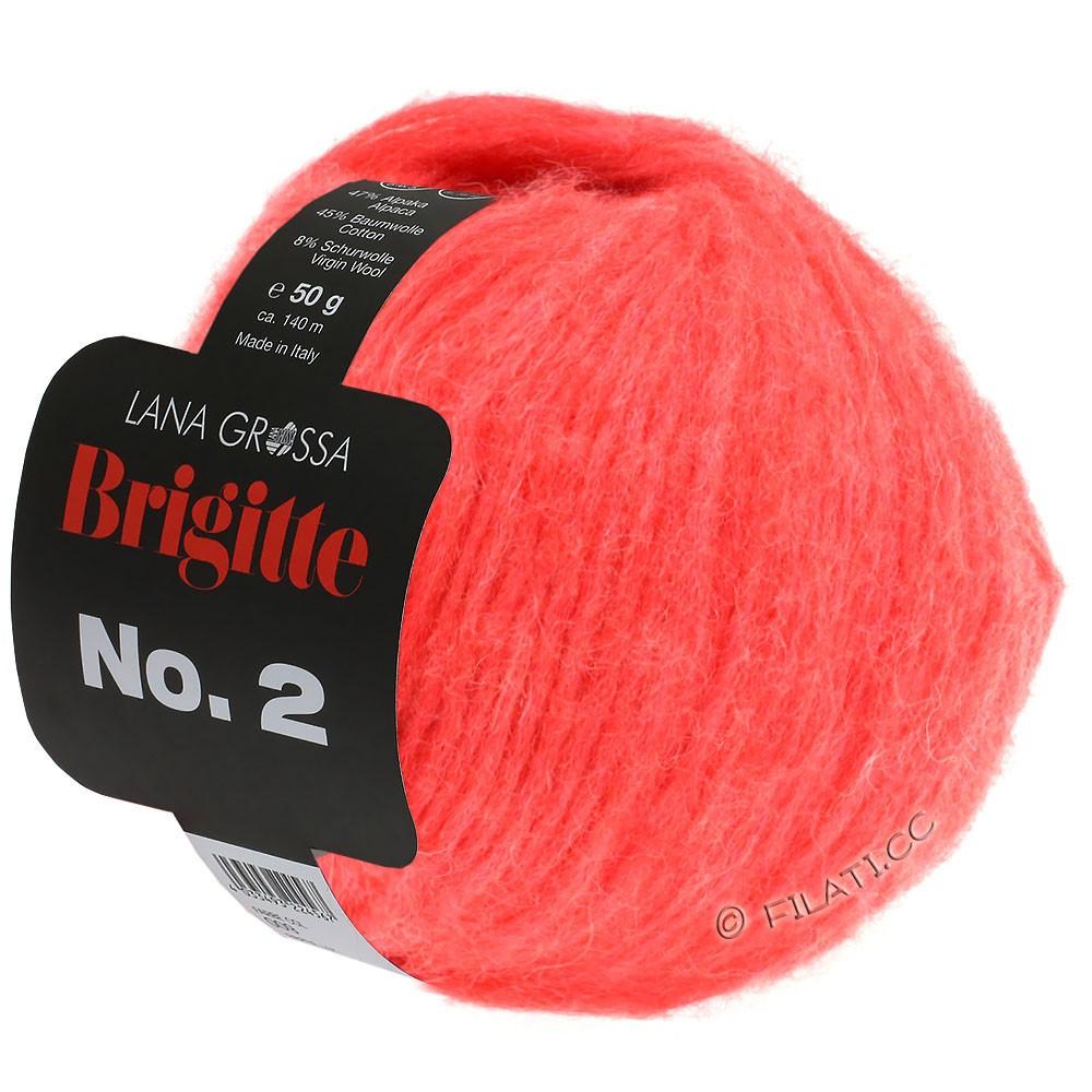 Lana Grossa BRIGITTE NO. 2 | 11-corail