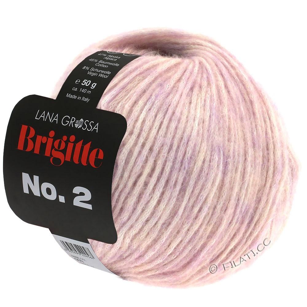 Lana Grossa BRIGITTE NO. 2 | 12-vieux rose