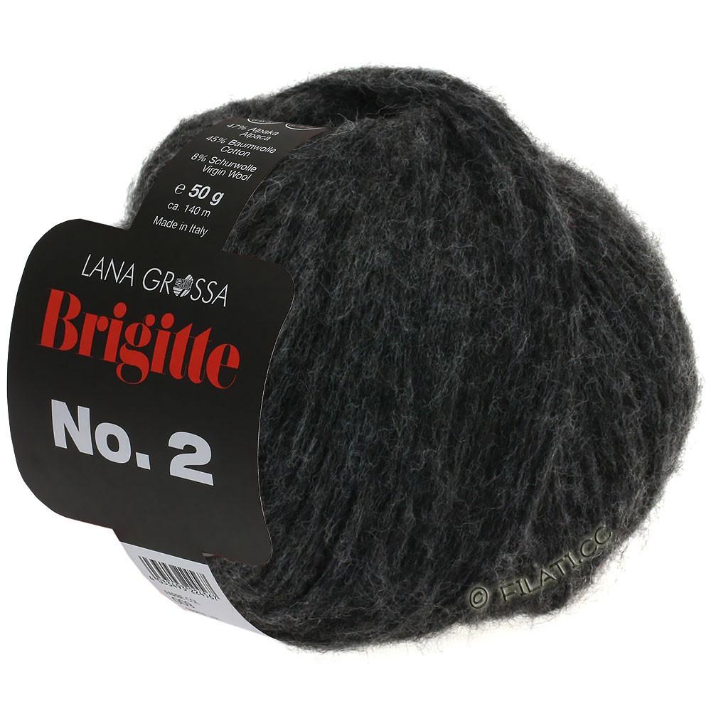 Lana Grossa BRIGITTE NO. 2 | 14-noir