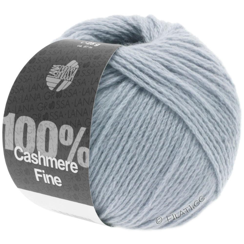 Lana Grossa 100% Cashmere Fine | 11-bleu gris