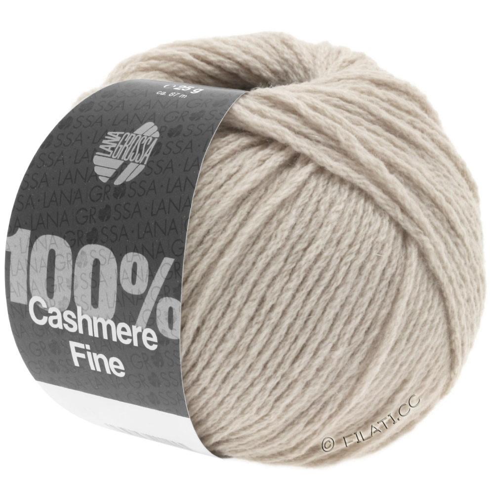 Lana Grossa 100% Cashmere Fine | 15-beige clair