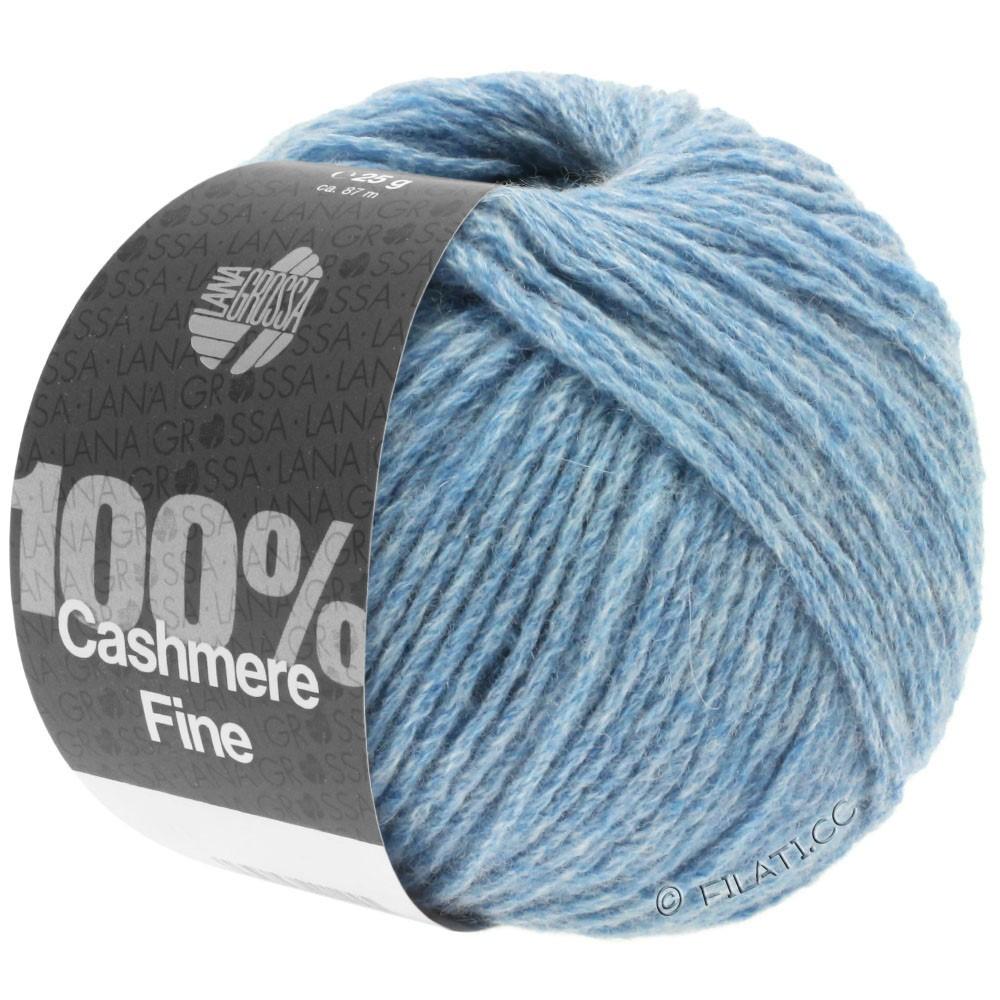 Lana Grossa 100% Cashmere Fine | 19-bleu clair