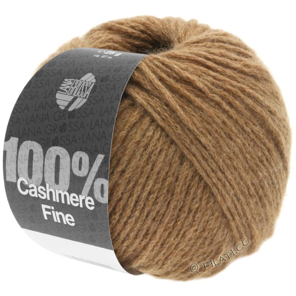 Lana Grossa 100% Cashmere Fine | 20-chameau